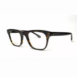 Gucci Men's Havana Eyeglasses!